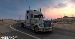 Freightliner Coronado Update