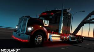 Kenworth W990 by Harven v1.2.2 ATS [REL] 1.37.x, 3 photo