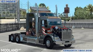 GT-Mods Kenworth T800 2016 v 0.1, 1 photo