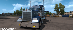 Kenworth W900L Big Bob Edition v 3.1 [upd 17.12.18] (1.32, 1.33), 3 photo