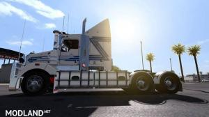 KENWORTH T408 SAR dx11 , 1 photo