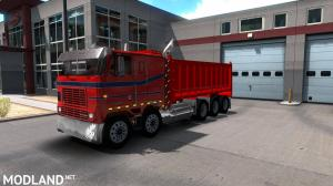 International 9700 Dump Truck/Tipper v2.5