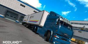 Kamaz 6460 [Tuning] for ATS 1.29.X, 3 photo