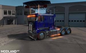 Kenworth K200 Flattop v14.3, 1 photo