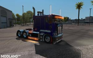 Kenworth K200 Flattop v14.3, 2 photo