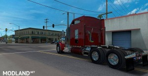 Kenworth W900, 2 photo
