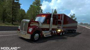 Kenworth W990 edited by Harven v1.2.1 1.36.x, 5 photo