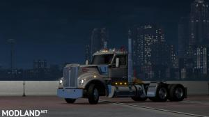 Kenworth W990 edited by Harven v1.2.1 1.36.x, 4 photo