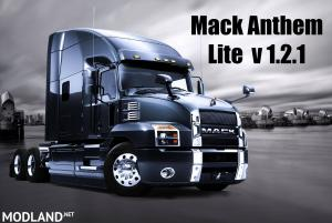MACK ANTHEM 2018 v1.2.1 Lite, 1 photo
