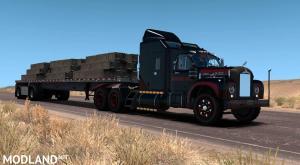Mack B62 mTG truck 1.35.x, 1 photo