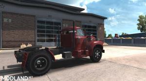 Mack B62 mTG truck 1.35.x, 3 photo