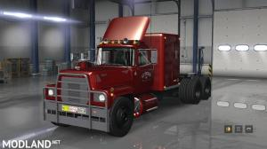 Mack RS 700 & RS 700 Rubber Duck version 12.07.18, 1 photo
