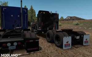 Mack RS 700L Rubber Duck Reworked  1.35.x, 3 photo