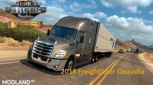 Freightliner Cascadia 2018 v 1.13 fix 1.35, 1 photo