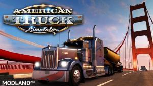 Hilalimsin save file American truck Simulator, 1 photo