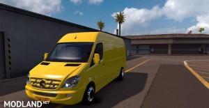 Mercedes Sprinter LWB v 1.1