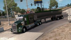 Kenworth T800 by dmitry68 for ATS [1.33], 6 photo