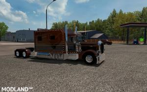 Peterbilt 389 ARI Legacy Sleeper (add-on) 1.35, 1 photo