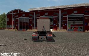 Peterbilt 389 ARI Legacy Sleeper (add-on) 1.35, 6 photo