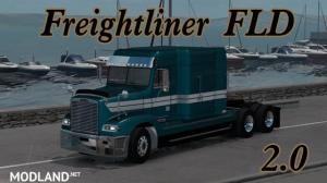 [ATS] Freightliner FLD v2.0  [1.34], 1 photo