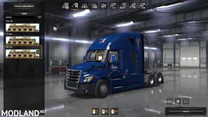 Freightliner Cascadia 2018 v 1.10 fix 1.35, 1 photo