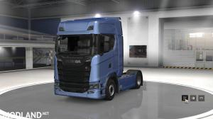 SCANIA Trucks for ATS v1.1  1.29, 3 photo