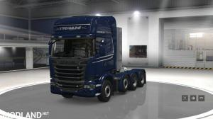 SCANIA Trucks for ATS v1.1  1.29, 5 photo