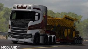 SCANIA Trucks Mod  v3.1, 2 photo