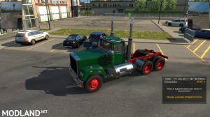 American Truck Simulator Mack Superliner, 3 photo