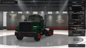 American Truck Simulator Mack Superliner, 2 photo