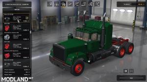 American Truck Simulator Mack Superliner, 4 photo
