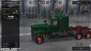 American Truck Simulator Mack Superliner, 7 photo