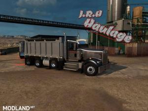 W900 Dump Truck