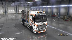 RTA Volvo FH16 plus Trailers v 7.0 1.34.x, 1 photo