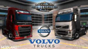 Volvo FH16 Trucks Mod v 4.1  - External Download image