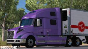 Volvo VNL 2018 in Traffic 1.32+ - External Download image