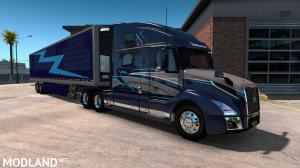 Volvo VNL 2019 v2.18 (upd 13.06.19) 1.35.x, 3 photo