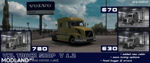 VOLVO VNL TRUCK SHOP v1.2, 1 photo