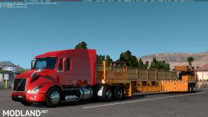 Volvo VNR 2018 v1.7 (1.31, 1.32), 4 photo