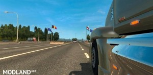 Wester Star 5700 Optimus Prime 1.4 for ATS Software Version: 1.3.h, 2 photo