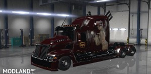 Wester Star 5700 Optimus Prime 1.4 for ATS Software Version: 1.3.h, 1 photo