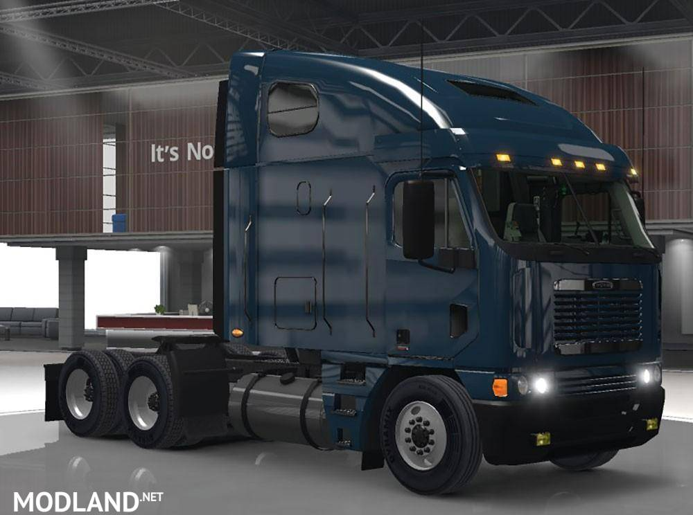 trucks pack mod v 1.1 mod for american truck simulator, ats