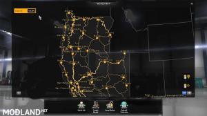 ATS 100% Explored Save Game Profile (v1.34s – Oregon), 2 photo