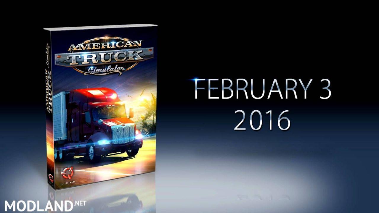 American Truck Simulator Release Date Confirmed!