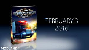 American Truck Simulator Release Date Confirmed!, 1 photo