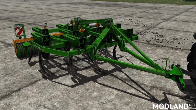 Semi mounted Amazone Cenius 3002 T v1.0