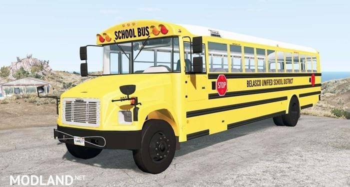 Freightliner FS-65 School Bus Mod