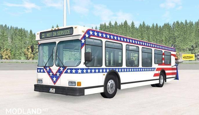 Wentward DT35SE Bus