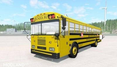 Dansworth D2500 (Type-D) School Bus V 6.2