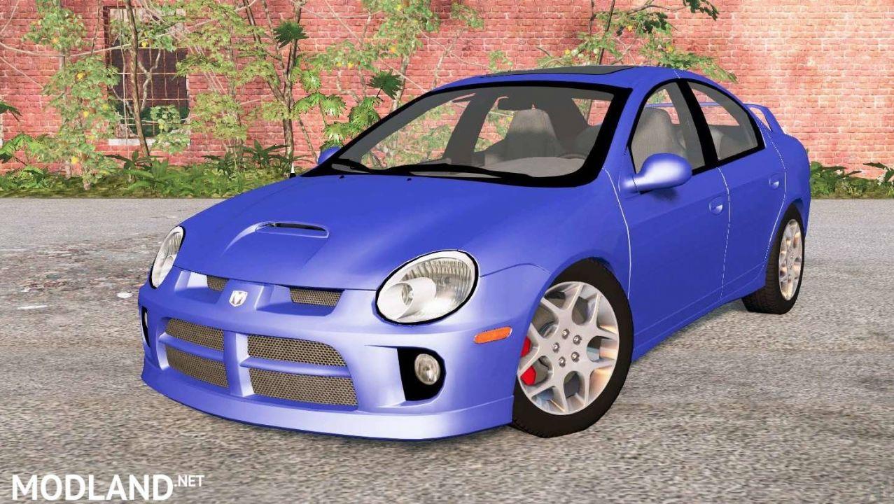 Dodge Neon SRT-4 2003 (0.18)